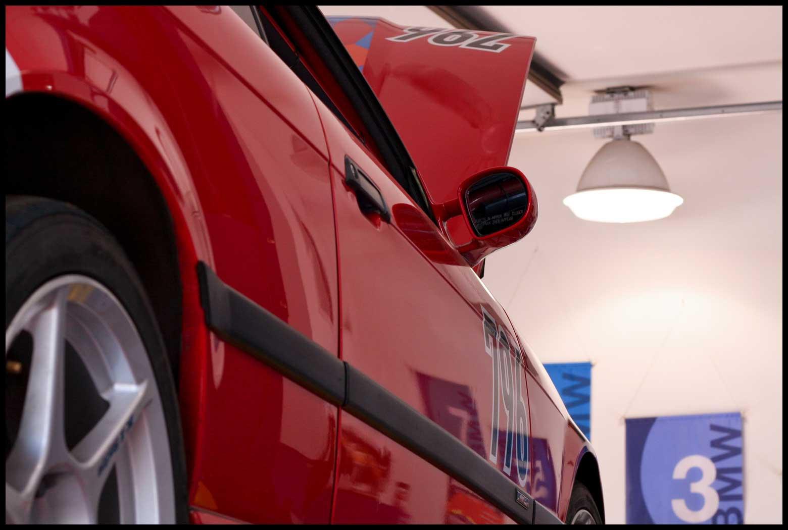 schneller-BMW-mini-service-e36-M3